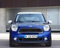 Mini Paceman 2013-2014: цена, фото, характеристики