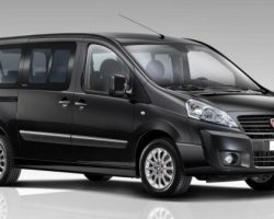 Российские цены на Fiat Scudo 2014