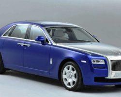 Rolls-Royce Ghost 2013: цена, фото, характеристики