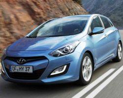 Hyundai i30 2012 в России: цены, комплектации