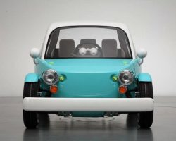 Toyota Camatte – автомобиль для детей (фото, видео)