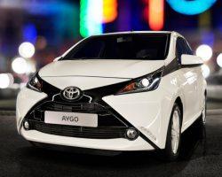Дебютировал новый Toyota Aygo 2015