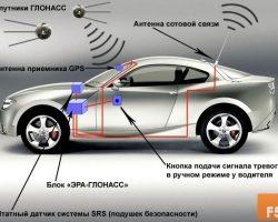 Система ЭРА-ГЛОНАСС стала обязательной для всех автомобилей