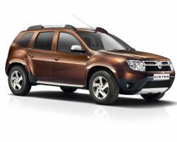 Новые цены на Renault Duster с 01.08.2013