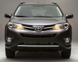 Цены на новый Toyota RAV4 2015 в России