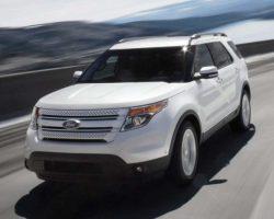 Ford Explorer 2012 в России: цены, фото, характеристики