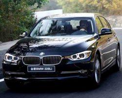 Представлен BMW 3-Series 2013 с удлиненной колесной базой