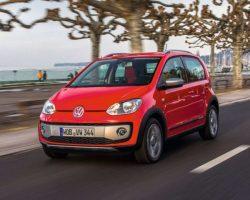 Volkswagen Cross Up 2014: цена, фото, характеристики