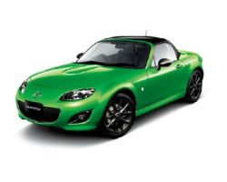 Mazda Roadster (MX-5) Black Tuned