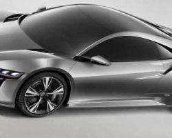 Концепт Acura NSX 2013: фото и видео