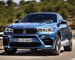 Представлены новые BMW X6 M и BMW X5 M 2015 года