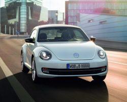 Обновленные хетчбэк и кабриолет Volkswagen Beetle («Жук») 2015