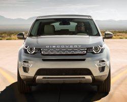 Новый Land Rover Discovery Sport 2015