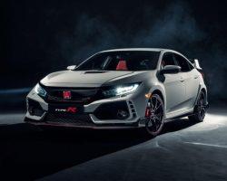Представлен новый Honda Civic Type R 2018 (цена, фото)