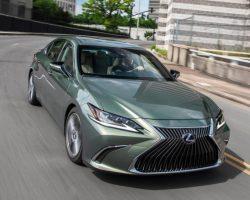 Новый Lexus ES 2018 – 2019 в России (цена, фото, комплектации)