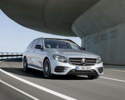 Новый универсал Mercedes E-Class 2016–2017 (цена, фото)