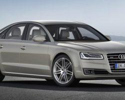 Новые Audi A8 и S8 2014 модельного года
