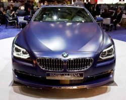 BMW Alpina B6 2013 в России: цена, фото, характеристики