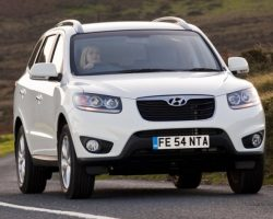 Hyundai отзывает Santa Fe и ix55 2010-2011 годов