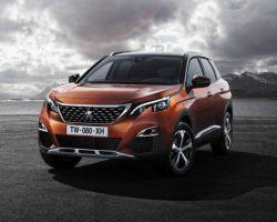 Рассекречен новый Peugeot 3008 2017 (фото, цена)