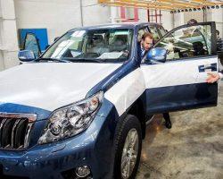 Toyota Land Cruiser Prado 2013 российского производства (фото)