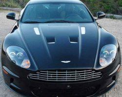 Aston Martin DBS Ultimate в России: цена, фото, видео