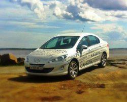 Цены на Peugeot 408 Sportium 2013 в России