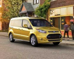 Ford Transit Connect Wagon 2014: цена, фото, характеристики