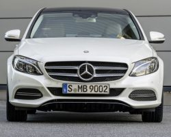 Mercedes C-Class 2015 модельного года (фото, цена)