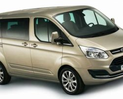 Цены на Ford Tourneo Custom 2013 в России