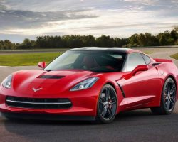 Озвучены цены Chevrolet Corvette C7 Stingray 2014 в России