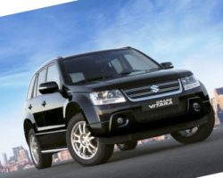 Новые спецверсии Suzuki Grand Vitara: SE и SE Exclusive