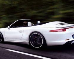 Тюнинг Porsche 911 Carrera 4S от TechArt (фото)