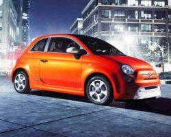Электромобиль Fiat 500e 2014: фото, характеристики, видео