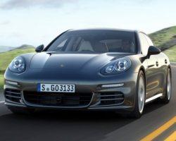 Представлен Porsche Panamera 2014