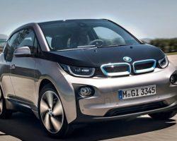 Серийная версия электромобиля BMW i3