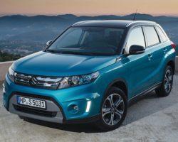 Новый Suzuki Vitara 2015 в России (цена, фото)