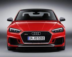 В Женеве показали новое купе Audi RS5 2018 (цена, фото)