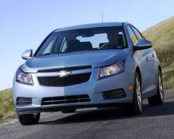 Chevrolet Cruze отзывают из-за опасности возгорания