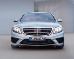 Цена Mercedes S63 AMG 2014 в России