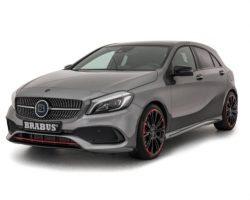 Brabus подготовили новый пакет для Mercedes A-Class
