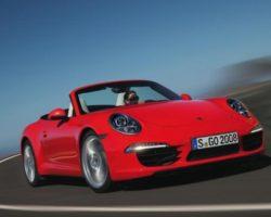 Новый кабриолет Porsche 911 Carrera: характеристики, цена