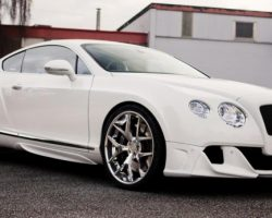Bentley Continental GT Coupe в тюнинге DMC (фото)