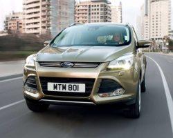Ford Kuga 2013: цена, фото, характеристики, видео