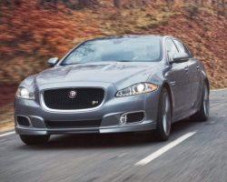 В Нью-Йорке представлен Jaguar XJR 2014