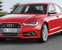 Цены на новые Audi S6, S6 Avant и S7 2013 в России