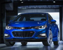 Новые седан и хэтчбек Chevrolet Cruze 2016 (фото, цена)