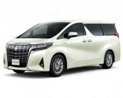 В Японии показали новый Тойота Альфард 2019 (фото, характеристики)