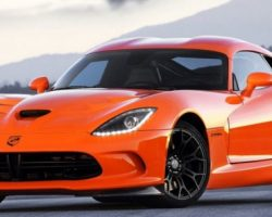 Трековый SRT Viper Time Attack (TA) 2014