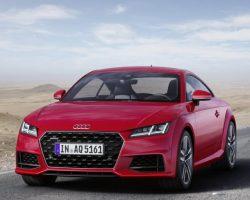 Новые Audi TT и TTS 2019 (фото, цена, комплектация)